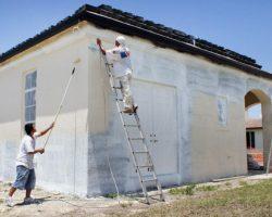Exterior Painting 2 men
